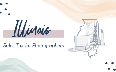 Illinois Sales Tax for Photographers
