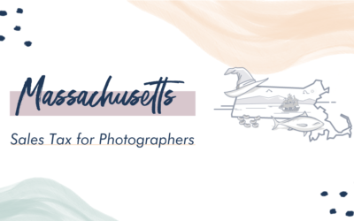 Massachusetts Sales Tax for Photographers