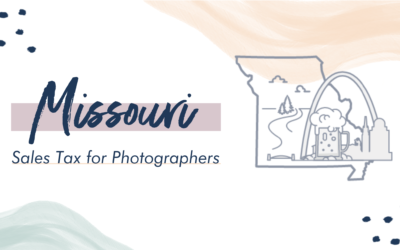 Missouri Sales Tax for Photographers