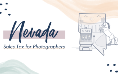 Nevada Sales Tax for Photographers