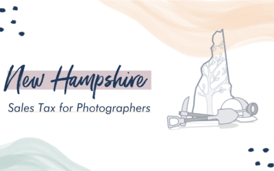 New Hampshire Sales Tax for Photographers