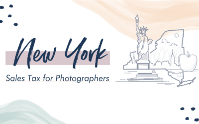 New York Sales Tax for Photographers