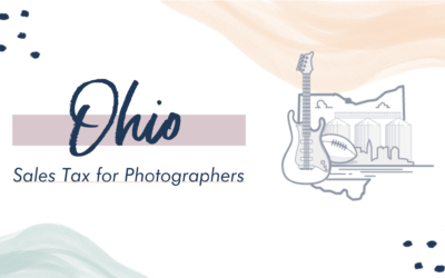 Ohio Sales Tax for Photographers