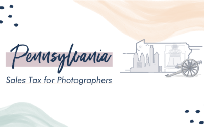 Pennsylvania Sales Tax for Photographers