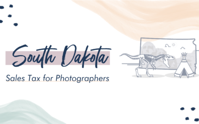 South Dakota Sales Tax for Photographers