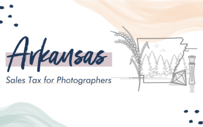 Arkansas  Sales Tax For Photographers