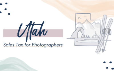 Utah Sales Tax for Photographers