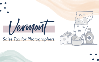 Vermont Sales Tax for Photographers