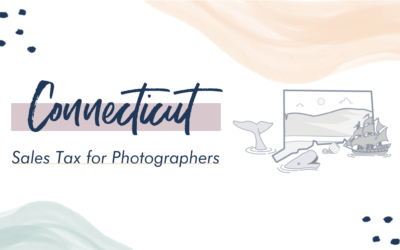 Connecticut Sales Tax for Photographers