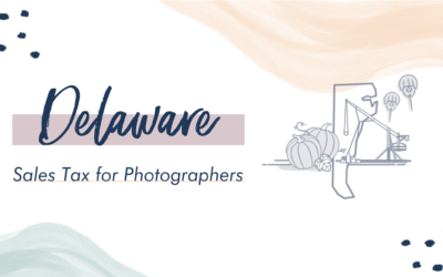 Delaware Sales Tax For Photographers