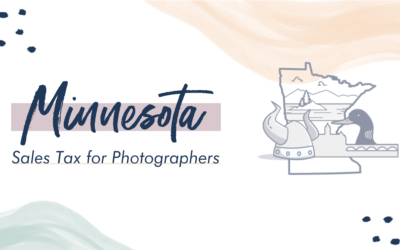 Minnesota Sales Tax for Photographers