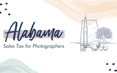 Alabama Sales Tax For Photographers