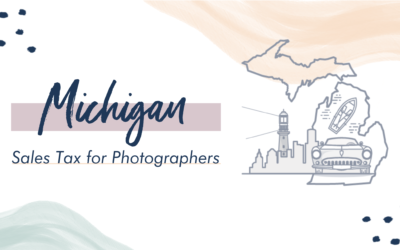 Michigan Sales Tax for Photographers